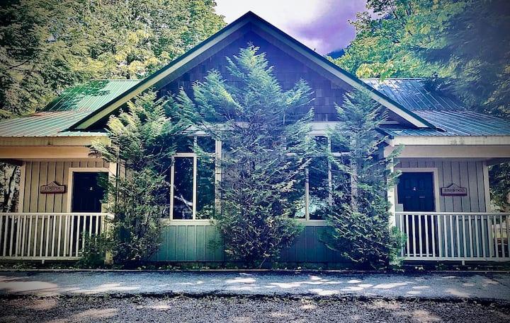 Fir Cottage Overlooking Cultus Lake
