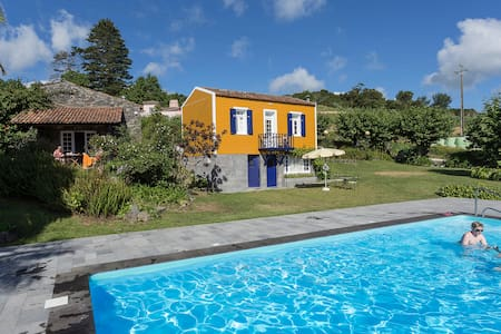 Casa da Vinha, very nice studio with a soberb view - Santo António - Casa