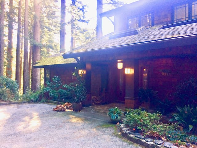 Redwood Retreat - Woodside - Dom