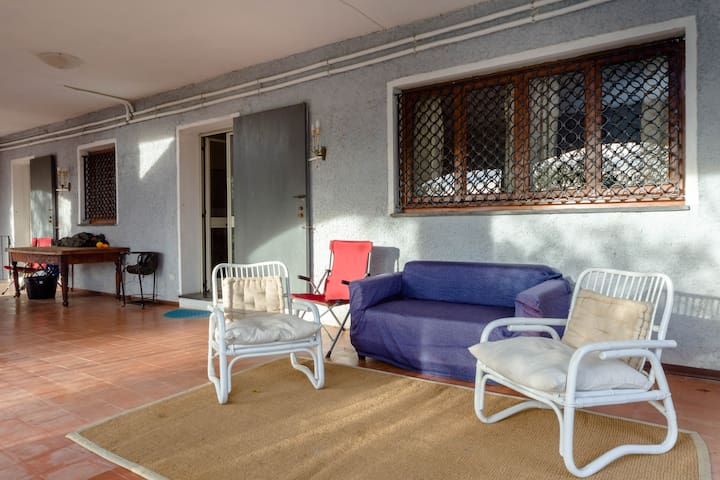 appartamento in villa - Celle Ligure - Casa