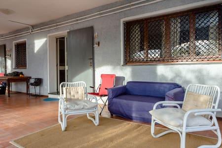 appartamento in villa - Celle Ligure