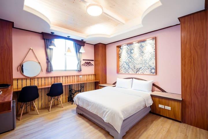 文創新館標準雙人房R609