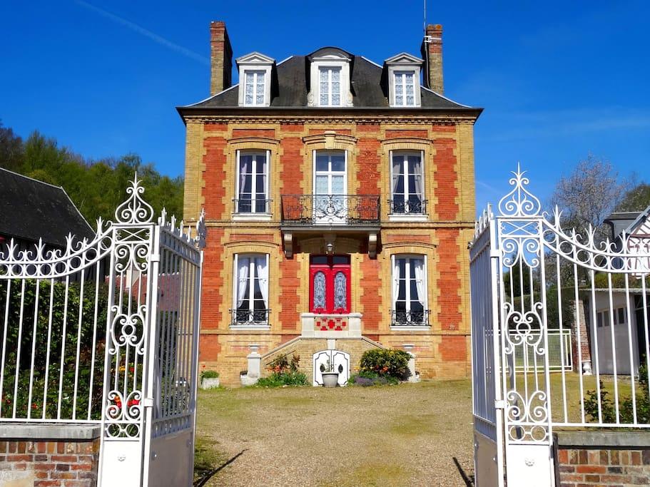 L 39 ajoussienne maison de ma tre haute normandie - Chambre des notaires haute normandie ...