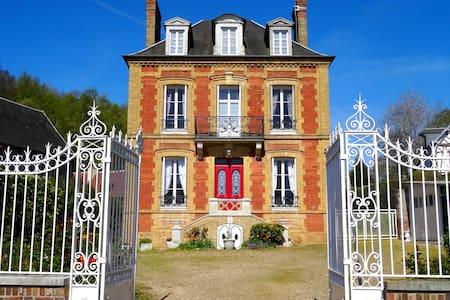 L'Ajoussienne. Maison de maître - Haute-Normandie - Ajou - Σπίτι