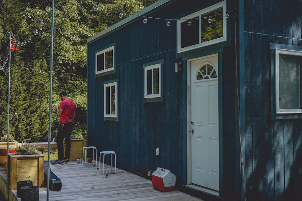 Cool Tiny House Close To Downtown Raleigh Houses For