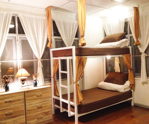 Moon's House Female Dorm 1 - Su Thep - Makuusali