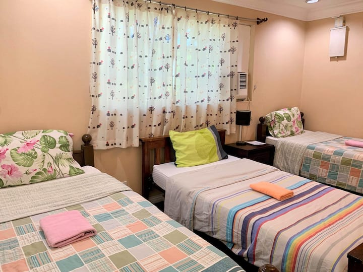 Male dorm(3 beds)