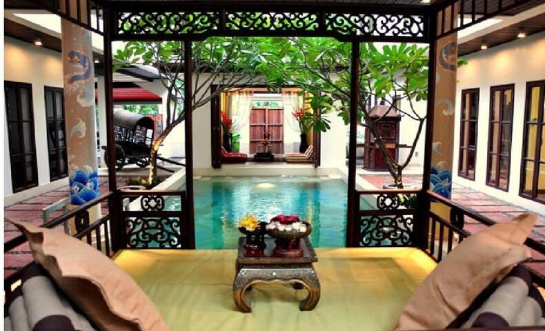 Thailand Modern Villa Living Personified - Bangkok - Villa