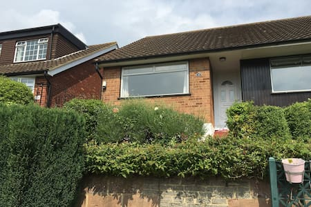 Beautiful bungalow with great view with WiFi - Greenhithe