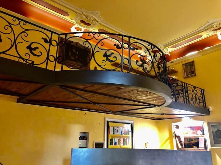 C'sBR150-Sanremo Centro - Loft in Villa d'Epoca