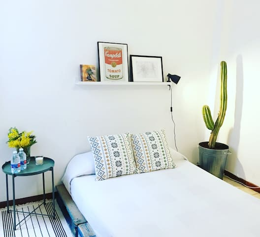 Private room in Valencia - València - Appartamento
