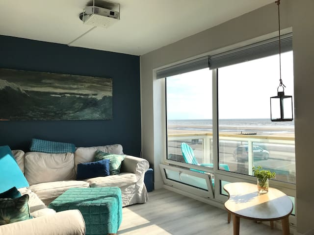 BEACH HOUSE 🌊 Seafront Sleeps Five | Pet Friendly