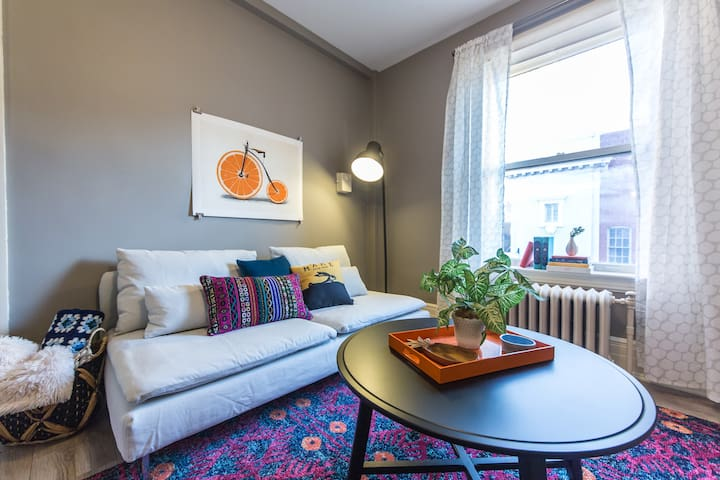 Traveler's Oasis in the Market District - York - Apartemen