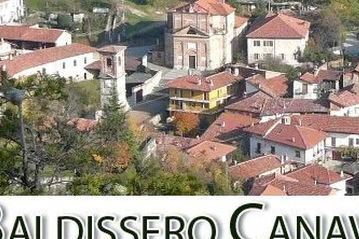 posto letto in un piccolo paesino - Baldissero Canavese - Huis