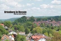 Ortenberg in Hessen - Stadt des Kalten Makrtes