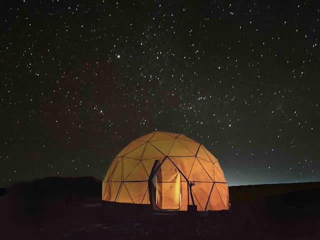 Marrakech Desert Dome
