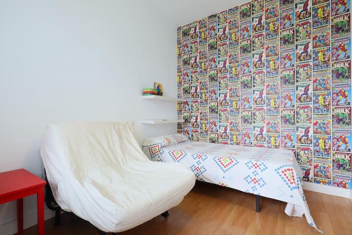 Habitación 4 simple -2ª