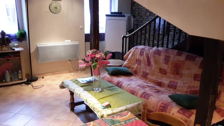 Chambre à la campagne - L'Isle-Jourdain - Lägenhet