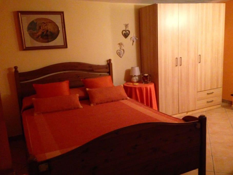 1 bedroom / prima camera da letto