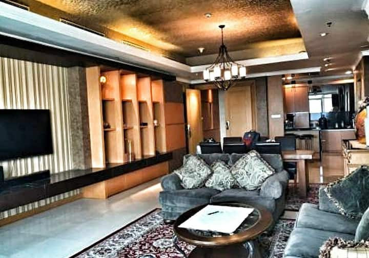 Comfy home at Central jakarta