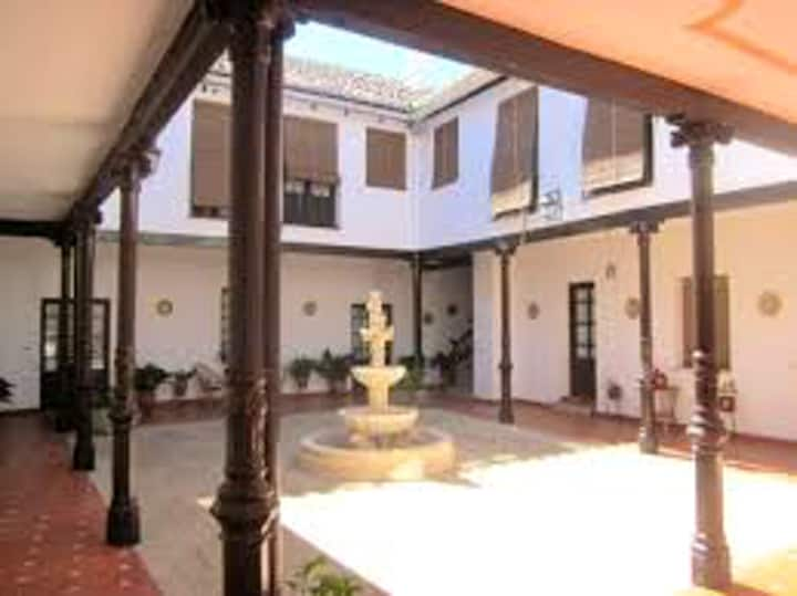 House with 4 bedrooms in Almagro, with furnished terrace