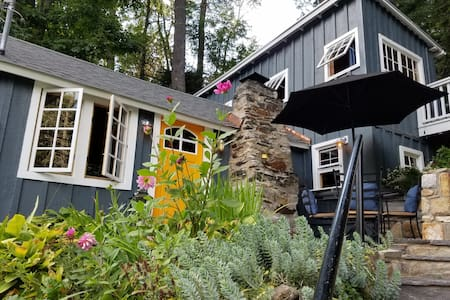 RiverBunk, Highlands Vintage Treasure - Highlands - Cabin