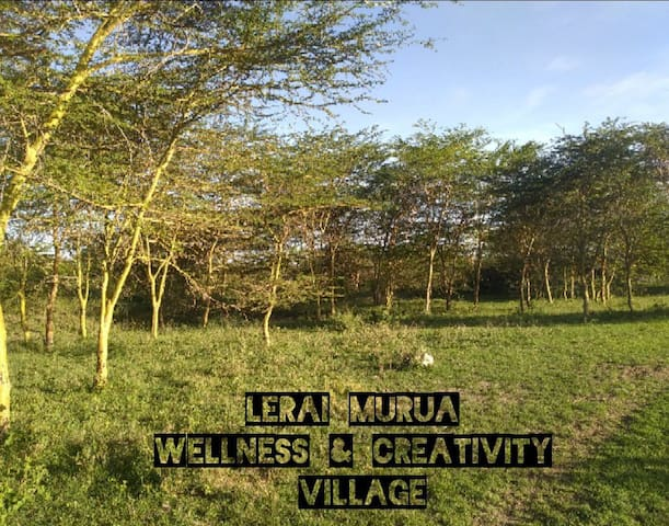 Lerai Murua Wellness & Creativity Village