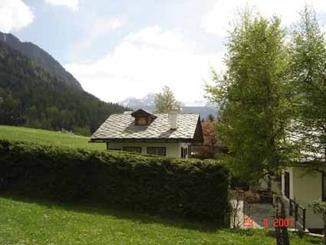 Tranquilla,  con bella vista - Courmayeur - Appartement
