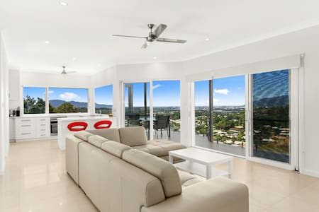 ❤️ Cairns View -  Private Retreat Close to City❤️