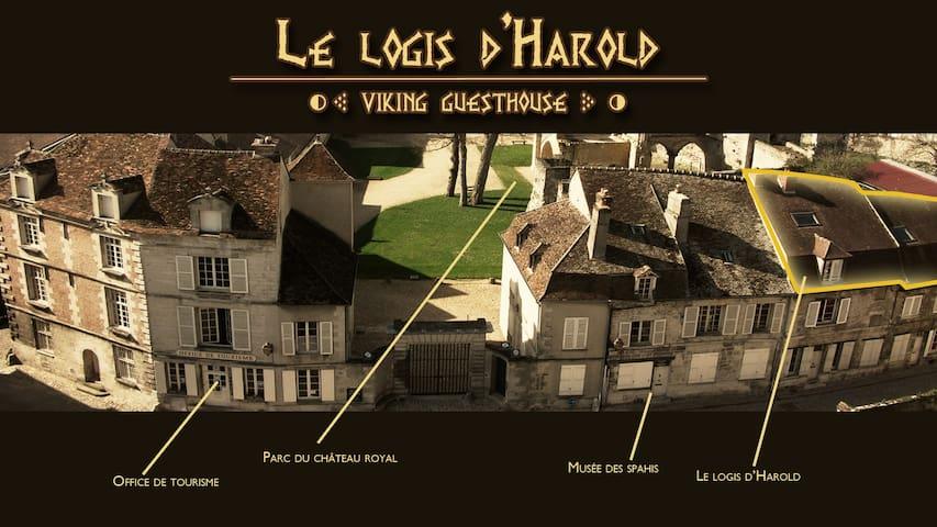 Logis d'Harold - Viking guesthouse