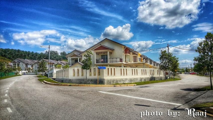 ideal home stay - quietness n peace - Bandar Seri Coalfields, Sungai Buloh - Rumah