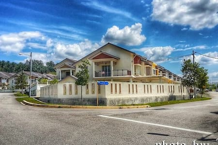 ideal home stay - quietness n peace - Bandar Seri Coalfields, Sungai Buloh - Haus