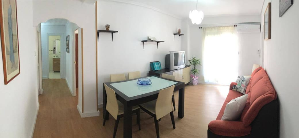 3 bedrooms in a new flat - València - Apartment