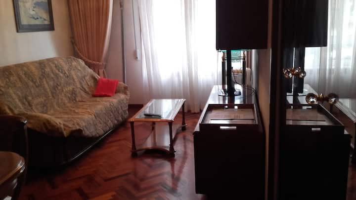 Apartamento acogedor en la Ciudad  de  La Coruña