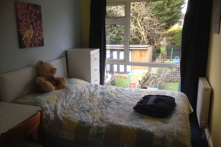 Sunny double bedroom - Room only - Hove