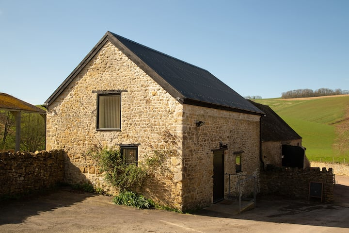 Stylishly converted Grade II listed Barn
