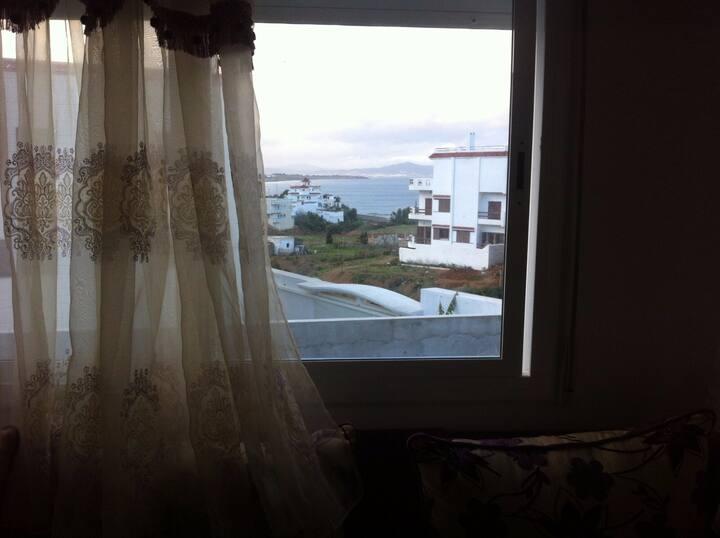 Villa avec vue sur la mer à Azla