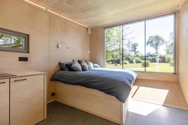 Une mini maison confortable et pleine de charme