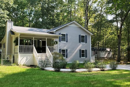 Private Guest Suite on 1.6 Acre Wooded Lot