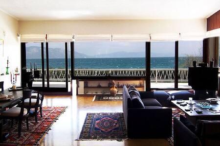 VILLA AGIOS - Private Waterfront Family Luxury - Neochori - Villa