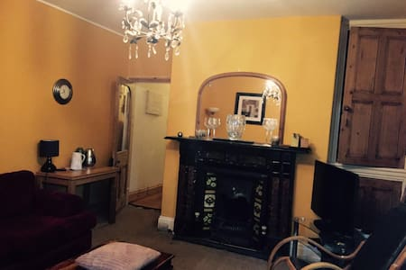 Victorian 1 Bedroom Flat - Cardiff