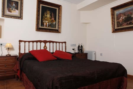 Casa con 3 habitaciones INDEPENDIENTES - Vilafamés - บ้าน