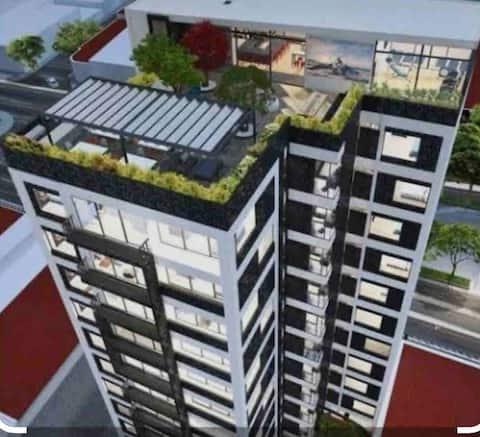Fenomenal Habitación - Zona Chapultepec - Estudio