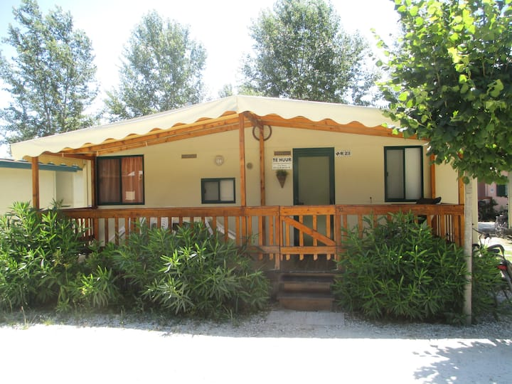 Viareggio ItalieToscane Camping Paradiso zee (24)