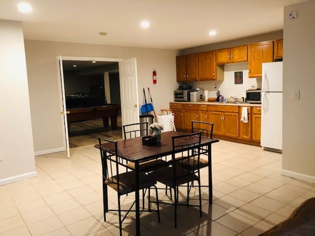 2 Bedroom 1 Bath Basement Apt