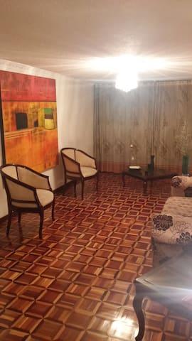 CASA DE FAMILIA TRANQUILA Y COMODA - Богота - Дом
