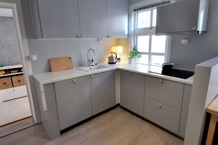 Eco-friendly city center modern apartment, Jun-Jul