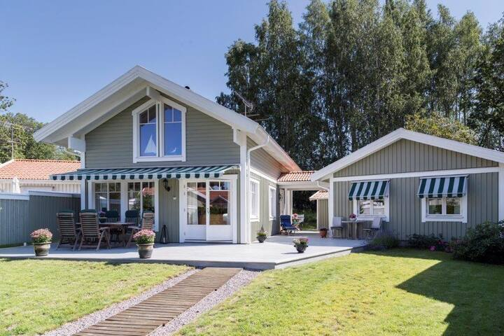 Great summer house in Bullandö
