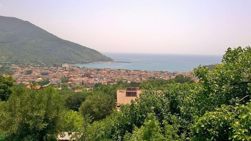 Immersa nel verde cullata dal mare - Sapri - Haus