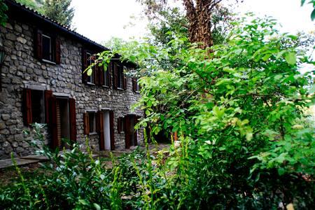 Casolare in sasso sui colli tosco-romagnoli - Brisighella - Haus